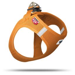 Curli Hundesele Step In Air Mesh Orange