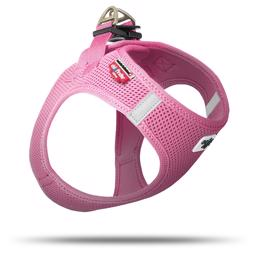 Curli Hundesele Step In Air Mesh Rosa Pink