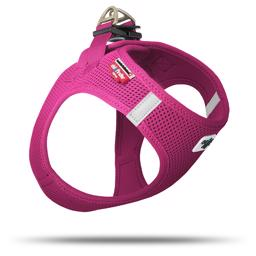Curli Hundesele Step In Air Mesh Fuchsia