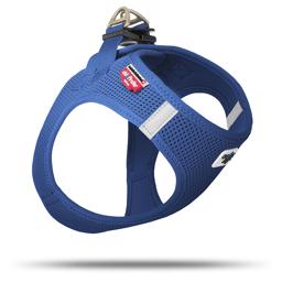 Curli Hundesele Step In Air Mesh Blue