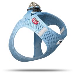 Curli Hundesele Step In Air Mesh SkyBlue