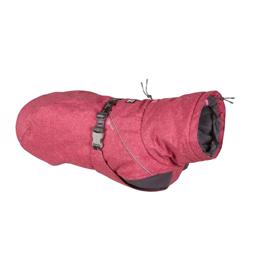 Hurtta Expedition Parka Varm Hundejakke Design Beetroot