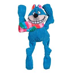 Hugglehounds Rainbow CheshireCat Knotties Bamse Til Hunden
