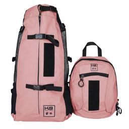 K9 Sport Sack AIR PLUS BackPack Extra Dusty Rose