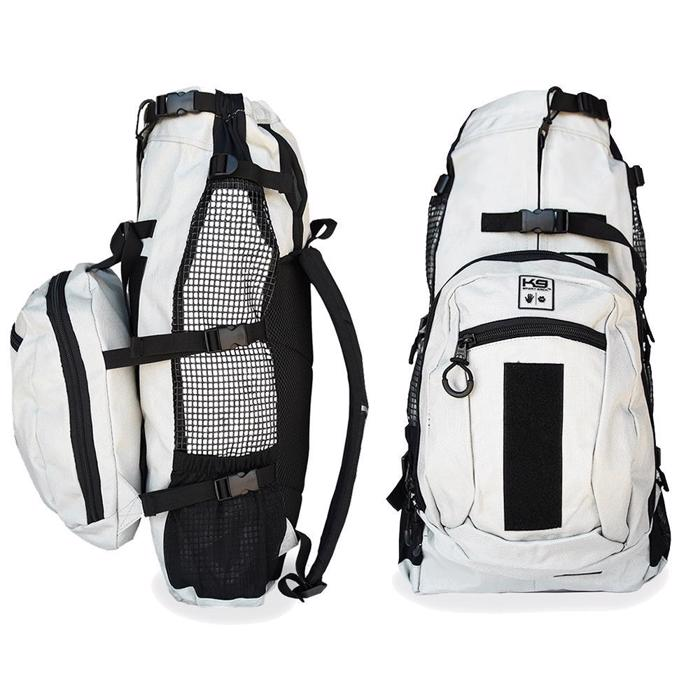 K9 Sport Sack AIR PLUS BackPack Extra GREY