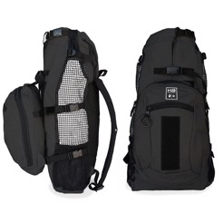 K9 Sport Sack AIR PLUS BackPack Extra BLACK