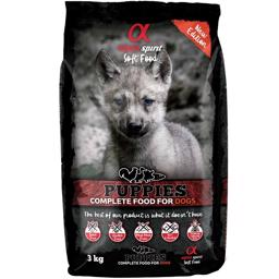 Alpha Spirit Semi Moist Komplet Puppies 3 kg