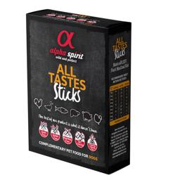 Alpha Spirit Ristra Sticks Alle 6 Varianter Sampack