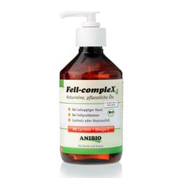 Anibio Fell-Complex 4 For Sund Hud og Skinnende Pels 300ml