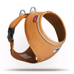 Curli Basic Hundesele Air Mesh Orange