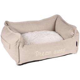 Dream Away Hundeseng Casual Dusty Beige