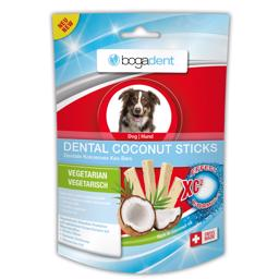 Bogadent Dental Coconut Sticks Vegan Tandpleje Snack 50g