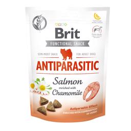 Brit Functional Snack Antiparasitic Salmon 150 gram