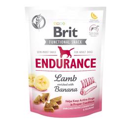 Brit Functional Snack Endurance Lamb og Banana 150 gram