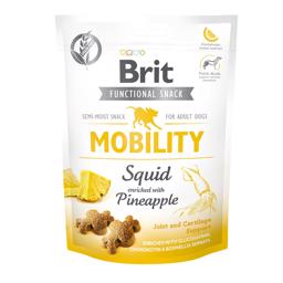 Brit Functional Snack Mobility Squid og Pineapple 150 gram