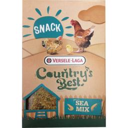 Hønse Snack Mix Countrys Best Sea Mix