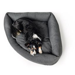 Hunter Hunde HjørneSofa Model Livingston Grey