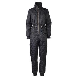 DogCoach Jumpsuit Heldragt Damemodel i Sort