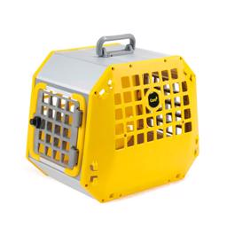 MIM Care2 Yellow Medium Transportabelt Bur Til max 5kg Kæledyr