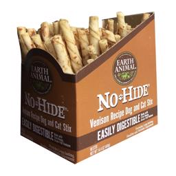 Earth Animal No-Hide Stix Dog and Cat Venison 1 stk