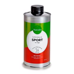 Nutrolin Sport Omega Olie Til Den Aktive Hund 500ml