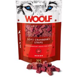 Woolf Cranberry Stripes 100g