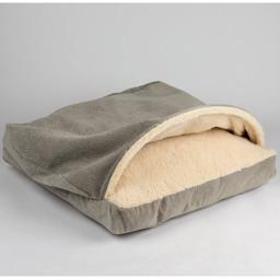 SnooZer Cozy Cave Rectangle ShowDog Collection Piston Storm
