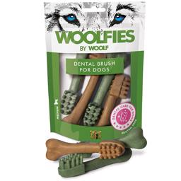 Woolfies by Woolf Dental Brush Medium Tandbørsten Til Din Hund