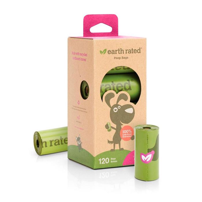 Earth Rated Eco Friendly Hundeposer Lavendel Duft 120 stk