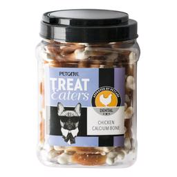 Calcium ben med 100% kylling Treateaters 500g