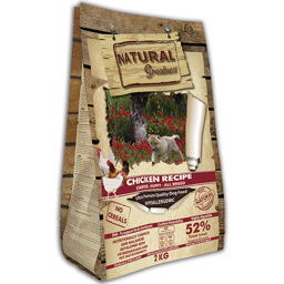 NATURAL GREATNESS PUPPY & JUNIOR Smagsprøve 100g