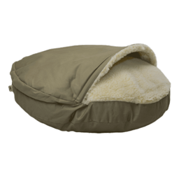 Hundehulen Regular Snoozer Khaki orthopedic