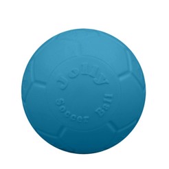Jolly Pets Soccer Ball Ocean Blue