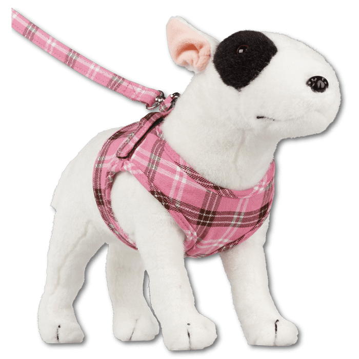 Hundesele Comfy Sele Design Scottish Pink