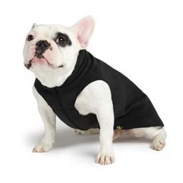 GoldPaw Stretch Fleece Pullover Hundetrøje sort
