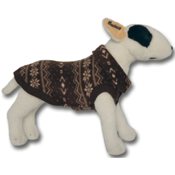 Fleece Jakke Design Scandinavian Brown