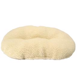 Dogman Hundepude Soft Fleece Design BEIGE Mike