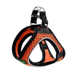 Hunter Hilo Comfort Step In Hundesele i Orange