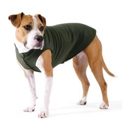 Hunde Fleece GoldPaw Stretch Pullover Hunter
