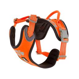 Hurtta Weekend Warrior Hundesele i Neon Orange