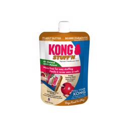 KONG StuffN All Natural Treat Pasta Peanut Butter 170 gram