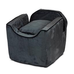 Snoozer LookOut Luxury Anthracite Hundens Udkigspost