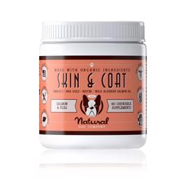 Natural Dog Company Skin and Coat Kostilskud til Hundens Hud og Pels