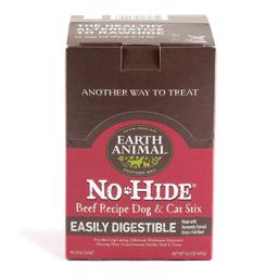 Earth Animal No-Hide Stix Dog and Cat American Beef MEGABOX 90 stk