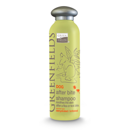 Shampoo fra Greenfields med Tea Tree Oil til kløe