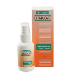 Diafarm Derma Care Chlorhexidine Spray til sårrens