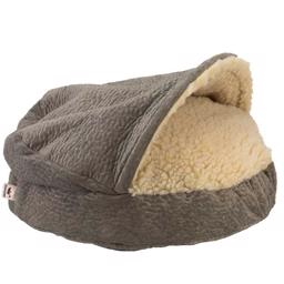 SnooZer Cozy Cave Piston Storm Luxury Microsuede