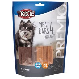 Trixie Premio 4 Meat Snack Bars 4 x 100 gram Multipack