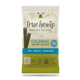 True Hemp Superfood Calming Beriget Dental Sticks
