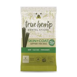 True Hemp Superfood Skin and Coat Beriget Dental Sticks